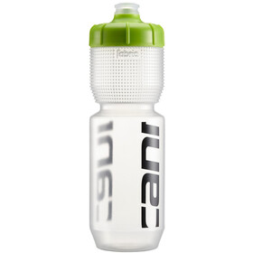 Cannondale Logo Bottle 750ml clear/green